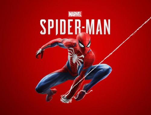 RAWS X SPIDERMAN PS4